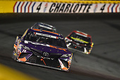 Monster Energy NASCAR Cup Series<br /> Coca-Cola 600<br /> Charlotte Motor Speedway, Concord, NC USA<br /> Sunday 28 May 2017<br /> Denny Hamlin, Joe Gibbs Racing, FedEx Office Toyota Camry<br /> World Copyright: John K Harrelson<br /> LAT Images<br /> ref: Digital Image 17CLT2jh_04812