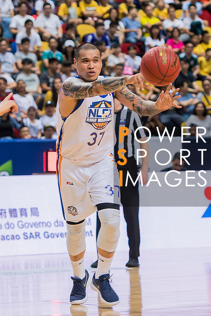 Etland Elephants vs NLEX Road Warriors during the Summer Super 8 Third Place play-off match at the Macao East Asian Games Dome on July 22, 2018 in Macau, Macau. Photo by Marcio Rodrigo Machado / Power Sport Images
