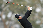 01/29/10 San Diego, CA: Ryan Moore during the 2nd round of the Farmers Insurance Open. A PGA tournament held at Torrey Pines Golf Course.