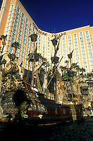 Las Vegas, casino, Treasure Island, Nevada, NV, The Strip, Treasure Island Hotel & Casino on The Strip in Las Vegas, the Entertainment Capital of the World.