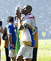 30/05/2009  Copyright  Pic : James Stewart.sct_jspa_17_rangers_v_falkirk.MADJID BOUGHERRA CELEBRATES WINNING THE CUP.James Stewart Photography 19 Carronlea Drive, Falkirk. FK2 8DN      Vat Reg No. 607 6932 25.Telephone      : +44 (0)1324 570291 .Mobile              : +44 (0)7721 416997.E-mail  :  jim@jspa.co.uk.If you require further information then contact Jim Stewart on any of the numbers above.........
