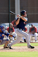 Tim Fedroff - Cleveland Indians 2009 Instructional League.Photo by:  Bill Mitchell/Four Seam Images..