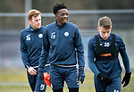 St Johnstone Training…25.02.18<br />Matty Willock pictured during training at McDiarmid Park ahead of the Rangers game<br />Picture by Graeme Hart.<br />Copyright Perthshire Picture Agency<br />Tel: 01738 623350  Mobile: 07990 594431