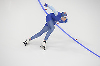 OLYMPIC GAMES: PYEONGCHANG: 13-02-2018, Gangneung Oval, Long Track, 1500m Men, Sindre Henriksen (NOR), ©photo Martin de Jong
