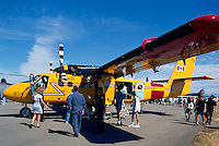 Canadian Armed Forces de Havilland Canada DHC-6 Twin Otter on Static Display - at Abbotsford International Airshow, BC, British Columbia, Canada