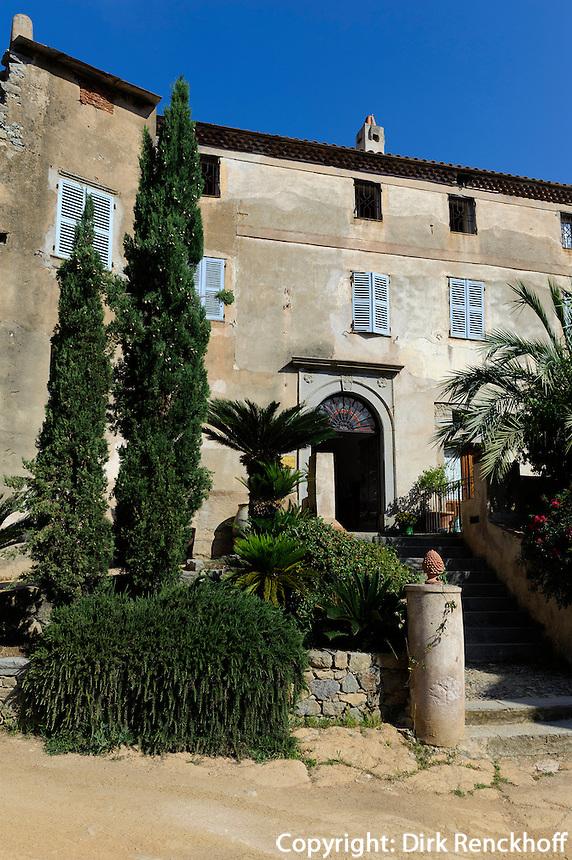 Hotel Upalazzu in Pigna in der Balagne, Korsika, Frankreich