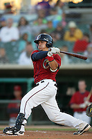 May 2, 2010: Jordan Comadena of the Lancaster JetHawks during game against the Lake Elsinore Storm at Clear Channel Stadium in Lancaster,CA.  Photo by Larry Goren/Four Seam Images