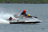 """BOAT """"X""""  and 58-N (hydro)"""