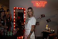 SÃO PAULO, SP, 21.10.2015 - FASHION-WEEK - Gabriela Pugliesi é vista no quarto dia da São Paulo Fashion Week Inverno 2016, no Pavilhão da Bienal, no Parque Ibirapuera, na região sul de São Paulo, nesta quarta-feira (21). (Foto: Paduardo/Brazil Photo Press)