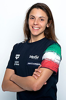 Garibotti Arianna 2<br /> 28/02/2020 Ostia ( Roma ) Centro Federale <br /> Portraits Italian Water Polo Women's team <br /> Photo Andrea Staccioli / Insidefoto / Deepbluemedia