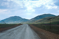 - road (south-oriental Turkey, Turkish Kurdistan) ....- strada (Turchia sud-orientale, Kurdistan turco) ....