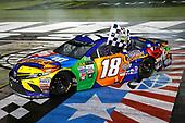 Monster Energy NASCAR Cup Series<br /> Monster Energy NASCAR All-Star Race<br /> Charlotte Motor Speedway, Concord, NC USA<br /> Saturday 20 May 2017<br /> Kyle Busch, Joe Gibbs Racing, M&M's Caramel Toyota Camry<br /> World Copyright: Matthew T. Thacker<br /> LAT Images<br /> ref: Digital Image 17CLT1mt1479