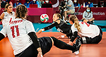 Jolan Wong, Tokyo 2020 - Sitting Volleyball // Volleyball Assis.<br /> Canada takes on Japan in sitting volleyball // Le Canada affronte le Japon en volleyball assis. 09/01/2021.