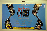 Theatre Marquee for Renee Taylor starring in 'My Life On A Diet' on July 19, 2018 at the Theatre at St. Clements in New York City.