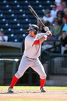 Ryan Kalish - Mesa Solar Sox, 2009 Arizona Fall League.Photo by:  Bill Mitchell/Four Seam Images..