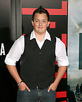Noah Munck at The Columbia Pictures' Premiere of BATTLE: LOS ANGELES held at The Grauman's Chinese Theatre in Hollywood, California on March 08,2011                                                                               © 2010 Hollywood Press Agency