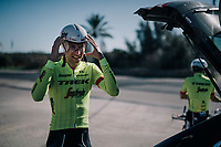 Bauke Mollema (NED/Trek-Segafredo) at Team Trek-Segafredo Mallorca training camp <br /> <br /> January 2018