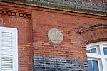 VR Emblem, Constable's Quarters And Gaol, Zhenjiang (Chinkiang).