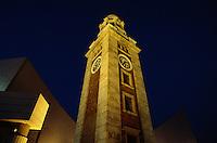 China, Hongkong-Kowloon, Uhrturm der KCR