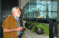 August 23,  2002, Montreal, Quebec, Canada<br /> <br /> ANTONIO BETANCOR, member of  the Jury of the 2002 Montreal World Films Festival, held Aug 22 to Sept 2 2002  in  Montreal, Quebec, Canada, at the Telefilm Canada Reception<br /> <br /> Born in 1944, Antonio Betancor brought a new elan to the Spanish cinema in the late 1970s and early 1980s with such films as Sitting on the Edge of Tomorrow With One's Feet Hanging (1978) and VALENTINA (1982), both winners of prestigious prizes in Spain. His latest film, MARARÕA (1998), adapted from the novel by Rafael Arozarena on life in the Canary Islands in the 1940s, was shown in a score of festivals worldwide. It won the Goya (the Spanish Oscar) for best cinematography as well as first prize at the 1999 Miami Hispanic Film Festival. <br /> <br /> <br /> <br /> Mandatory Credit: Photo by Pierre Roussel- Images Distribution. (©) Copyright 2002 by Pierre Roussel