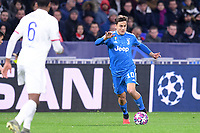 10 PAULO DYBALA (JUV)<br /> Lyon 26/02/2020 OL Stadium Decines <br /> Football Champions League 2019//2020 <br /> Round of 16 1st Leg <br /> Olympique Lionnais Lyon - Juventus <br /> Photo Philippe LECOEUR/Panoramic/Insidefoto