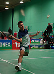 English Nationals 2019 - Mens Singles - Day 1
