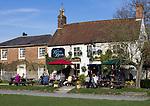 United Kingdom, England, Wiltshire, Aldbourne: The Blue Boar pub | Grossbritannien, England, Wiltshire, Aldbourne: The Blue Boar pub