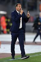 John van't Schip coach of Greece<br /> Roma 12-10-2019 Stadio Olimpico <br /> European Qualifiers Qualifying round Group J <br /> Italy - Greece <br /> Photo Antonietta Baldassarre/Insidefoto