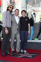 Jon Cryer Walk of Fame Star Ceremony