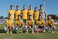 2014 Nike Friendlies Brazil U-17 vs Australia