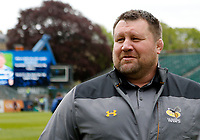 Photo: Richard Lane/Richard Lane Photography. Bath Rugby v Wasps. Gallagher Premiership. 05/05/2019. Wasps' DOR, Dai Young.