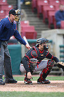 April 29, 2009: Jon Talley (23) of the Lansing Lugnuts at Elfstrom Stadium in Geneva, IL.  Photo by: Chris Proctor/Four Seam Images