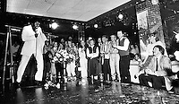 1982, ABN WTT, Playersnight met Percy Sledge