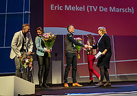 Nieuwegein, Netherlands, November 23,  2019, MBC Congrescentrum, KNLTB Year Congres , volonteer of the year, Eric Mekel<br /> Photo: Tennisimages/Henk Koster