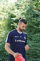 Serdar Dursun (SV Darmstadt 98) - 01.08.2020: SV Darmstadt 98 Trainingsauftakt, Stadion am Boellenfalltor, 2. Bundesliga, emonline, emspor<br /> <br /> DISCLAIMER: <br /> DFL regulations prohibit any use of photographs as image sequences and/or quasi-video.
