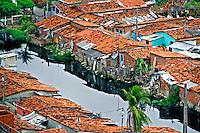 Bairro pobre, comunidade Sao Jose em Joao Pessoa. Paraiba. 2015. Foto de Kleide Teixeira.
