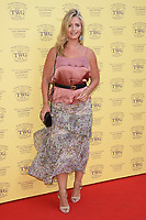 Hayley McQueen<br /> arriving for the TWG Tea Gala Event at Leicester Square, London<br /> <br /> ©Ash Knotek  D3413  02/07/2018