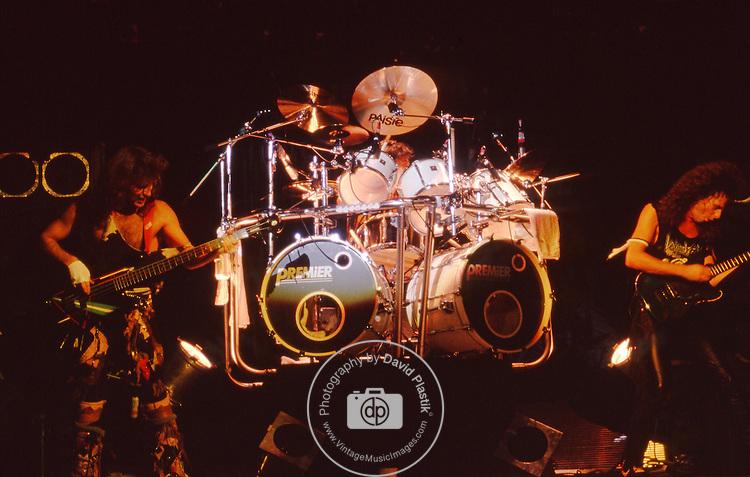 Winger 1987 -Rod Morgenstein , Reb Beach