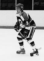 Doug Crossman Ottawa 67's 1979. Photo Scott Grant