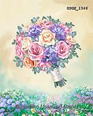 Dona Gelsinger, FLOWERS, BLUMEN, FLORES, paintings+++++,USGE1546,#f#, EVERYDAY