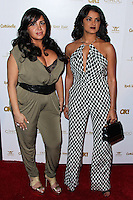 WEST HOLLYWOOD, CA, USA - FEBRUARY 27: Mercedes Javid, Golnesa 'GG' Gharachedaghi at the OK! Magazine Pre-Oscar Party 2014 held at Greystone Manor Supperclub on February 27, 2014 in West Hollywood, California, United States. (Photo by Xavier Collin/Celebrity Monitor)