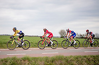 Primoz Roglic (SVN/Jumbo-Visma)<br /> <br /> 55th Amstel Gold Race 2021 (1.UWT)<br /> 1 day race from Valkenburg to Berg en Terblijt; raced on closed circuit (NED/217km)<br /> <br /> ©kramon