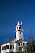 North Wilmot Church located in Wilmot, New Hampshire USA which is part of New England.