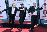Sean Hayes , Will Sasso and Chris Diamantopoulos at  The L.A. Premiere of The Three Stooges - The Movie held at The Grauman's Chinese Theatre in Hollywood, California on April 07,2012                                                                               © 2012 Hollywood Press Agency