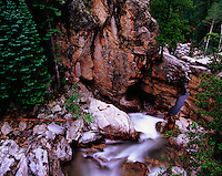 Roaring Fork River White River National Forest Colorado