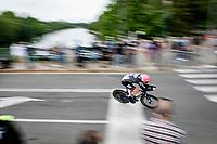 Jens Keukeleire (BEL/EF Education - Nippo)<br /> <br /> 104th Giro d'Italia 2021 (2.UWT)<br /> Stage 1 (ITT) from Turin to Turin (8.6 km)<br /> <br /> ©kramon