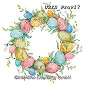 Ingrid, EASTER, OSTERN, PASCUA, paintings+++++,USISPROV17,#e#, EVERYDAY ,egg,eggs,wreath