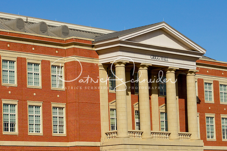 University Package - Grigg Hall on the UNC Charlotte campus...Photo by: PatrickSchneiderPhoto.com