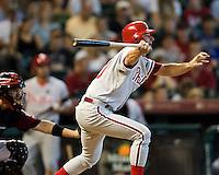 Moyer, Jamie 6070.jpg Philadelphia Phillies at Houston Astros. Major League Baseball. September 7th, 2009 at Minute Maid Park in Houston, Texas. Photo by Andrew Woolley.
