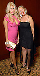 Leslie Tyler-Fink and Tracy Hendrix at the March of Dimes Signature Chefs event at The Omni Hotel Wednesday Oct. 07,2009. (Dave Rossman/For the Chronicle)